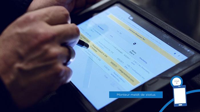 Het digitale serviceproces bij Heijmans - SAP Service Monteur App